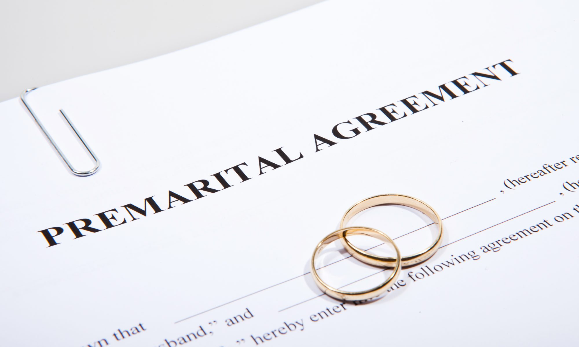 What Are Pre Nuptial And Post Nuptial Agreements And Should I Have