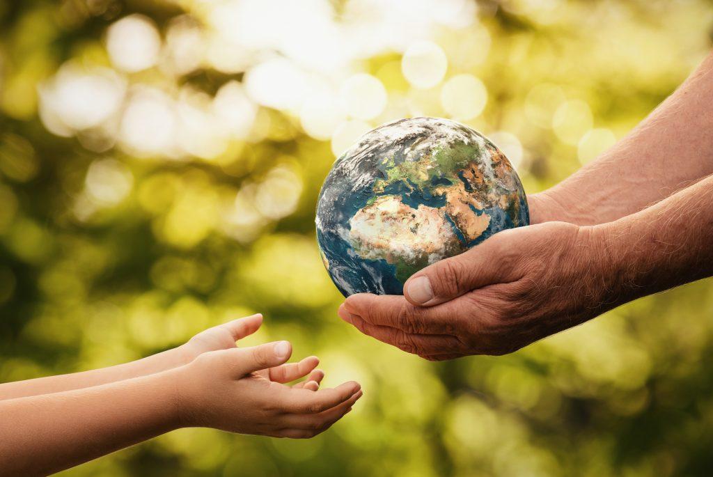 Saving the Planet photo